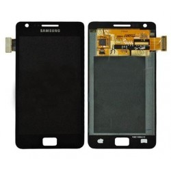 Samsung Galaxy S2 lcd display / scherm Zwart