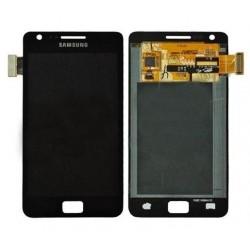 Samsung Galaxy S2 lcd display / scherm Zwart