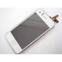 Iphone 3GS compleet scherm met touchscreen wit
