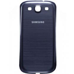 Samsung S3 achterkant blauw