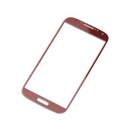 Samsung S4 Touchscreen / glas rood