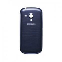 Samsung S3 mini achterkant blauw