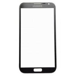 Samsung N7100 Note 2 glas grijs