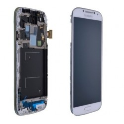 Samsung S4 LCD + touchscreen compleet i9505 wit