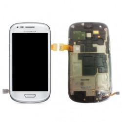 Samsung S3 mini LCD + Touchscreen - compleet scherm wit