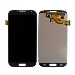 Samsung S4 mini LCD + Touchscreen - compleet scherm zwart (black edition)
