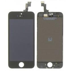 Iphone 5S lcd + touchscreen zwart  Origineel