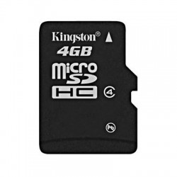 Kingston micrsdhc 4Gb