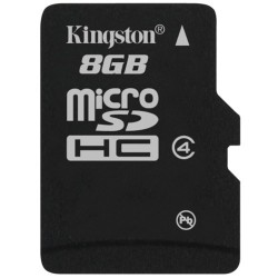 Kingston micrsdhc 8Gb