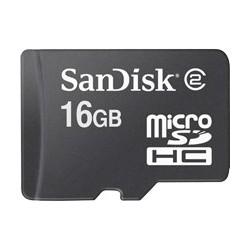 Sandisk microSDHC 16 Gb